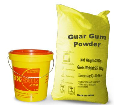 Guar Gum Powder | DUBI CHEM