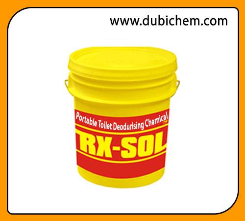 Portable Toilet Deodurising Chemical | DUBI CHEM