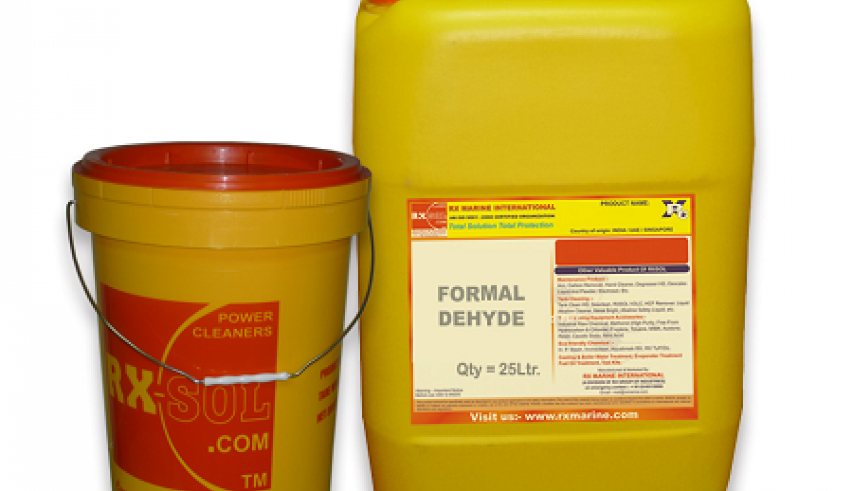 Formaldehyde (RXSOL-19-1191-025) Manufacturers & Suppliers : Dubi