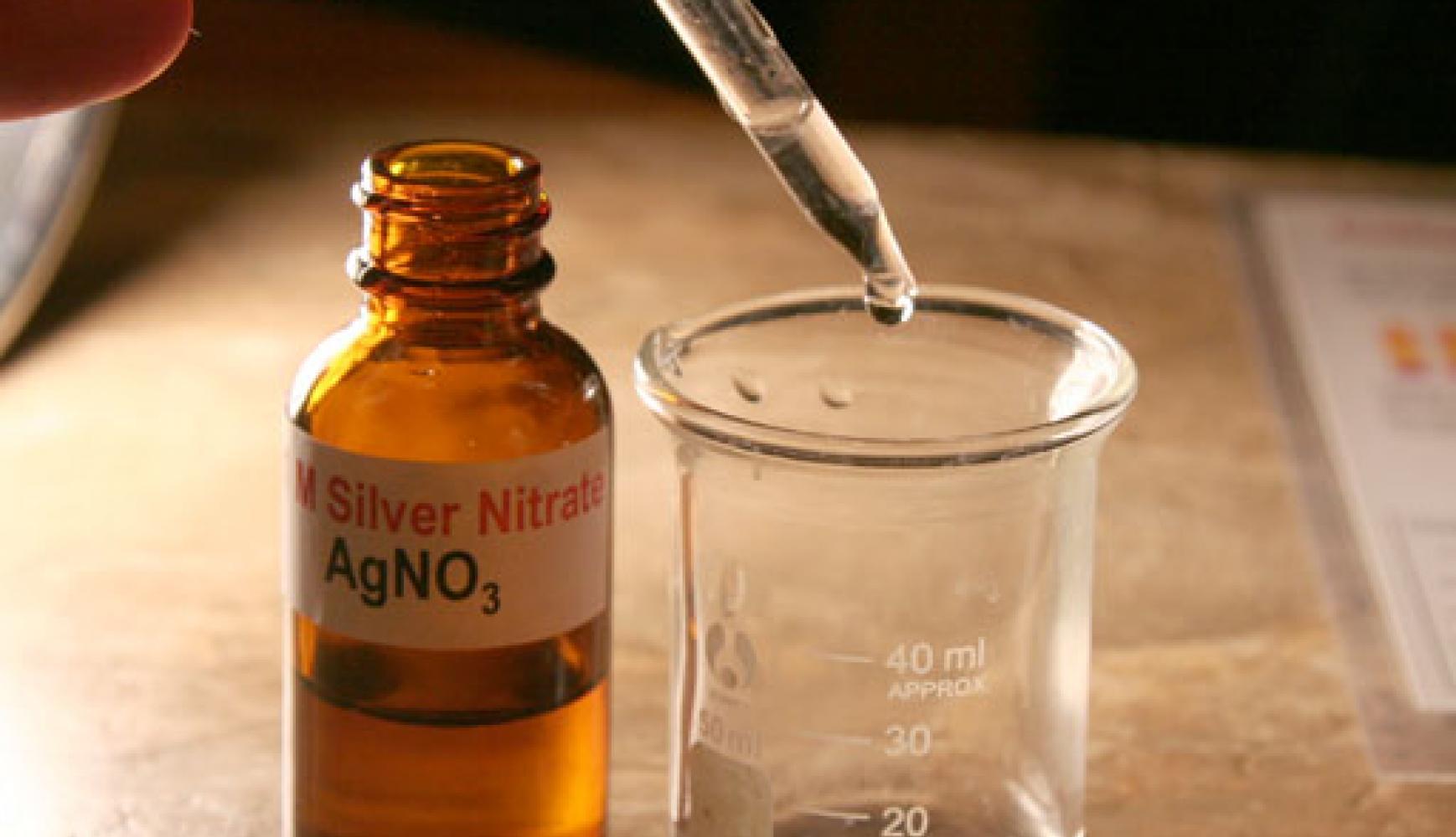 Silver Nitrate Supplier in UAE, Qatar, Saudi Arabia, Oman