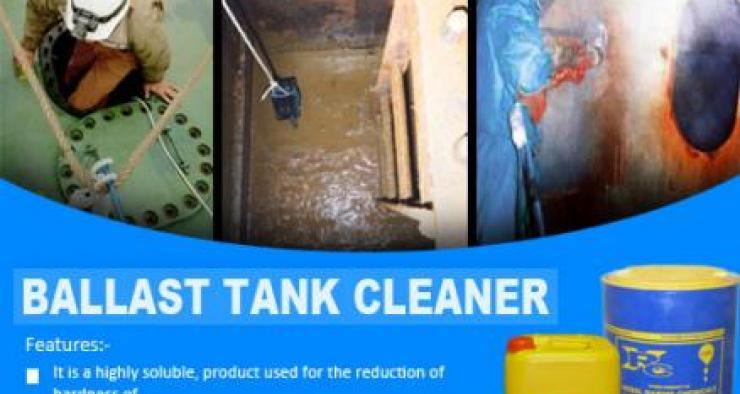 Ship Ballast Tank cleaner