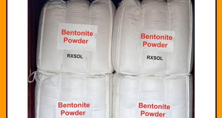 Bentonite for Oil Field Industries
