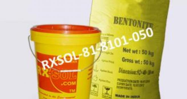 Bentonite food grade