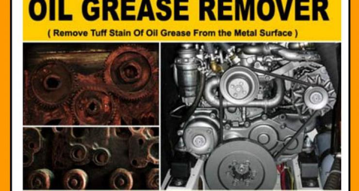 oil grease cleaning product