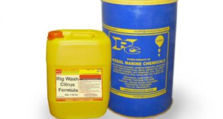 DEGREASER, RIGWASH CITRUS FORMULA