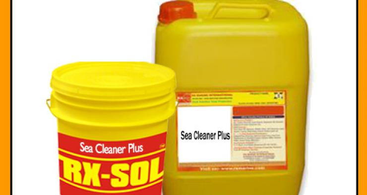 Seaclean Degreaser and Tank cleaner